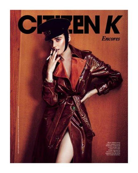 Diane Kruger Citizen K abrigo