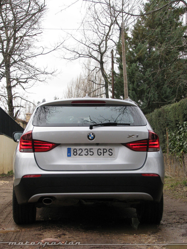 Foto de BMW X1 xDrive23d (prueba) (10/34)