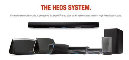 Denon quiere llevar el control por voz de Alexa a sus equipos de sonido HEOS