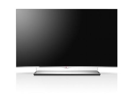 Super pantalla LG HDTV OLED de 55 pulgadas