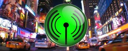 Zonas Wifi para descongestionar las redes 3G