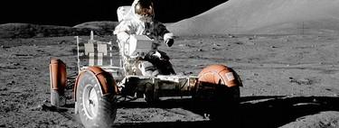 El rover lunar fue el primer SUV 4x4 eléctrico de la historia, y ahora podemos verlo rodar por la Luna con una calidad inédita