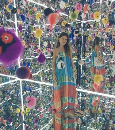 Miroslava Duma nos deleita con su estilo veraniego a través de Instagram. ¡Inspírate en su estilo!