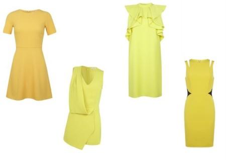 tendencias low cost verano 2014 amarillo