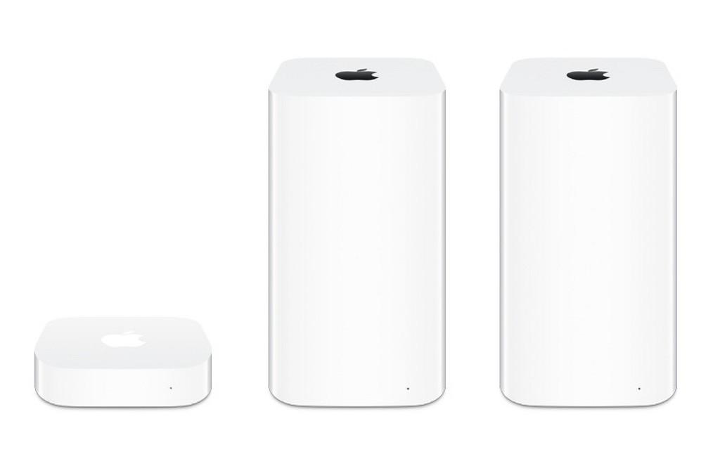Apple arroja la modernización 7.9.1 para AirPort con solución a algunos problemas de seguridad