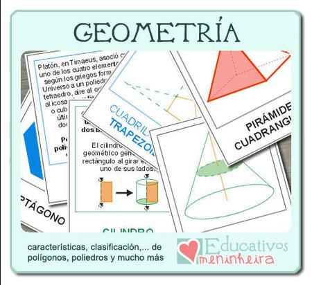 Imprimible Geometría