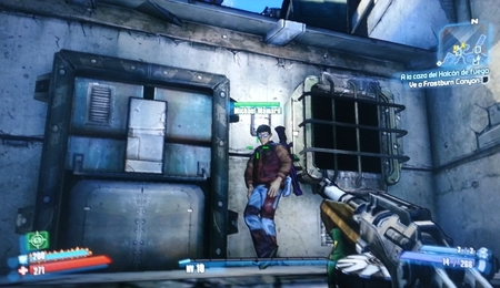Borderlands 2 (Michael Mamaril)