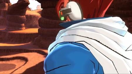 Más pistas sobre el misterioso personaje de Dragon Ball Xenoverse: es un Super Saiyan