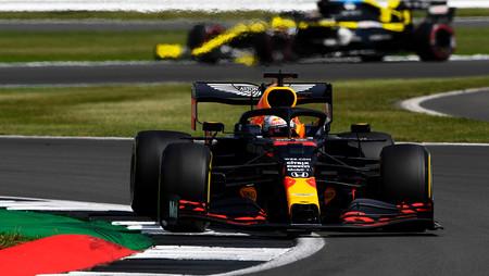 Verstappen Silverstone F1 2020