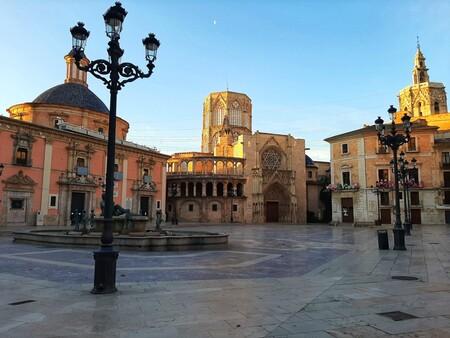 Valencia desierta