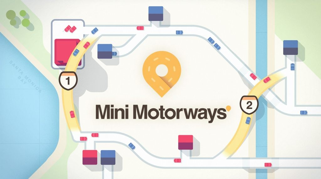 Mini Motorways