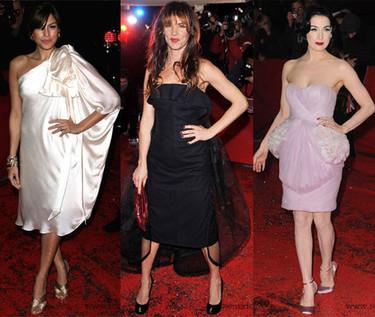 Los British Comedy Awards 2008