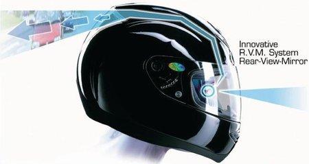 Reevu MSX1: de nuevo a la venta el casco con retrovisor