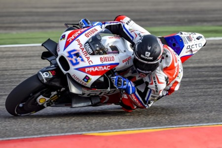 Scott Redding Pramac Racing Ducati Motogp 2016