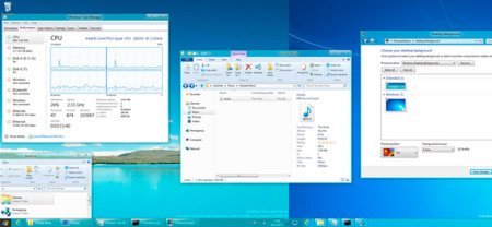 Windows 8 captura