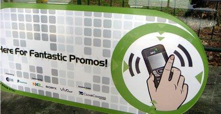 El NFC llega a España de la mano de Vodafone y Renfe