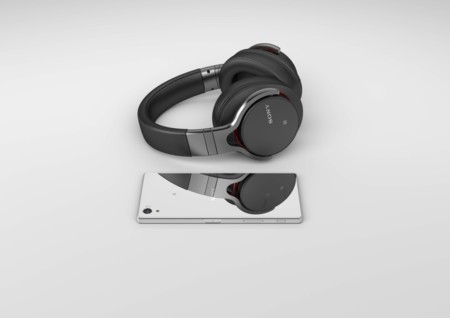 17 Z5 Premium Headphones White