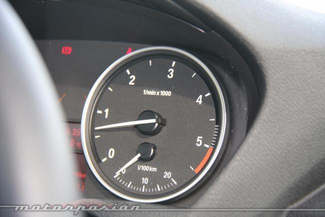 BMW X5 4.0d xDrive cuadro