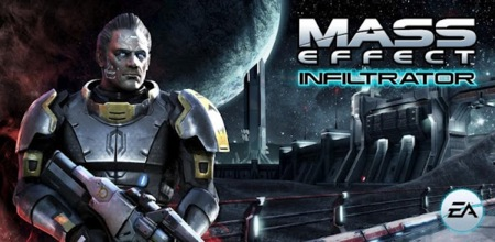 Mass Effect: Infiltrator ya disponible para Android