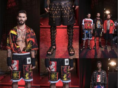 Fausto Puglisi eleva las sandalias gladiador a un nivel  must para la primavera del 2017
