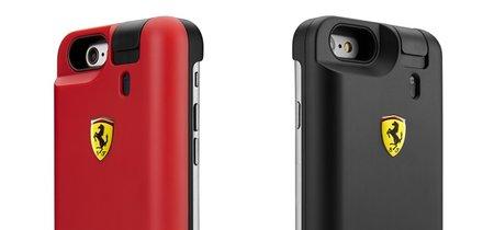 Este gadget de Ferrari no es una simple funda para el Iphone