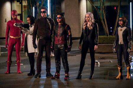 The CW renueva 'The Flash', 'Riverdale', 'Walker' y otras nueve series de golpe