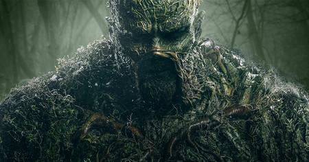 'Swamp Thing': un particular eco-thriller que mejora según se acerca más al terror físico y vegetal