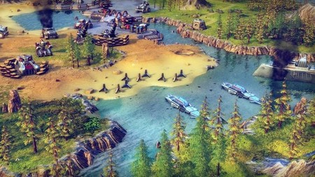 El estratégico 'Battle Worlds: Kronos' hablará nuestro idioma