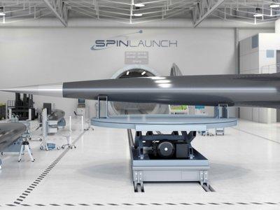 SpinLaunch, el competidor de SpaceX que quiere usar catapultas para para abaratar los lanzamientos