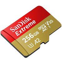 Hasta la medianoche, aún estás a tiempo de hacerte con los 256 GB en formato MicroSDXC de la SanDisk Extreme que Amazon te deja por 68,79 euros