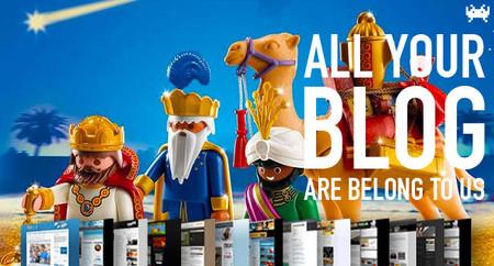 Carta a los Reyes Magos, lista retro y récords superados con dos buenas razones. All Your Blog Are Belong To Us (CCXXXI)