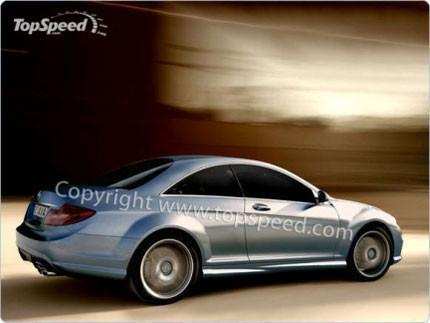 Mercedes-Benz Clase CLK Rendering
