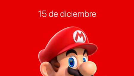 Apunten la fecha: 15 de diciembre es el debut oficial de 'Super Mario Run' en iPhone y iPad
