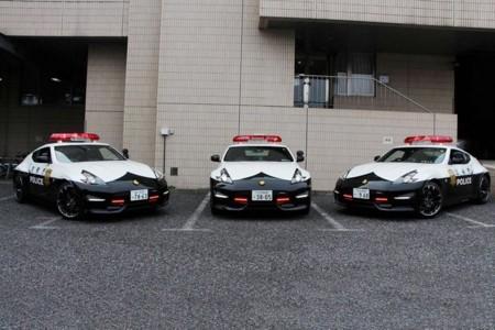 Olvida lo que aprendiste en las películas, con estos 370Z NISMO no te podrás escapar de la policía en Tokio