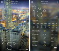 Yahoo! lanza sus aplicaciones Weather y Mail para iOS y Android