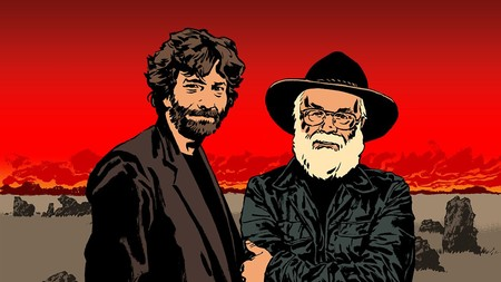 Terry Pratchett Y Neil Gaiman