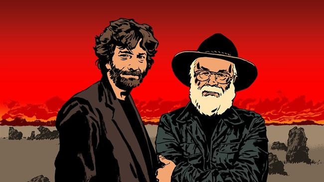 Terry Pratchett Y Neil Gaiman