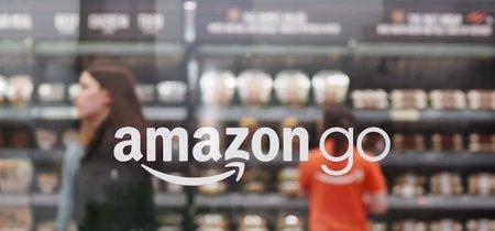 Amazon Go: la tienda en la que entras, coges y te vas existe y tira (cómo no) de tu móvil