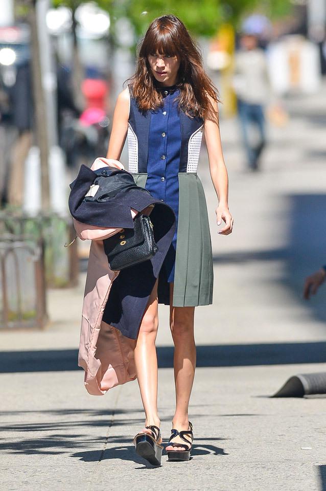 Foto de Top 5-1: Las famosas con mejor street style de 2013 (24/28)