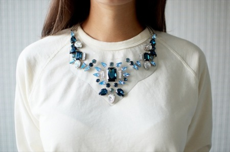 ¿Tienes tiempo para un DIY? Hazte un collar de Shorouk