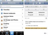 Evernote 4.1.7 para iOS ya permite compartir cuadernos completos