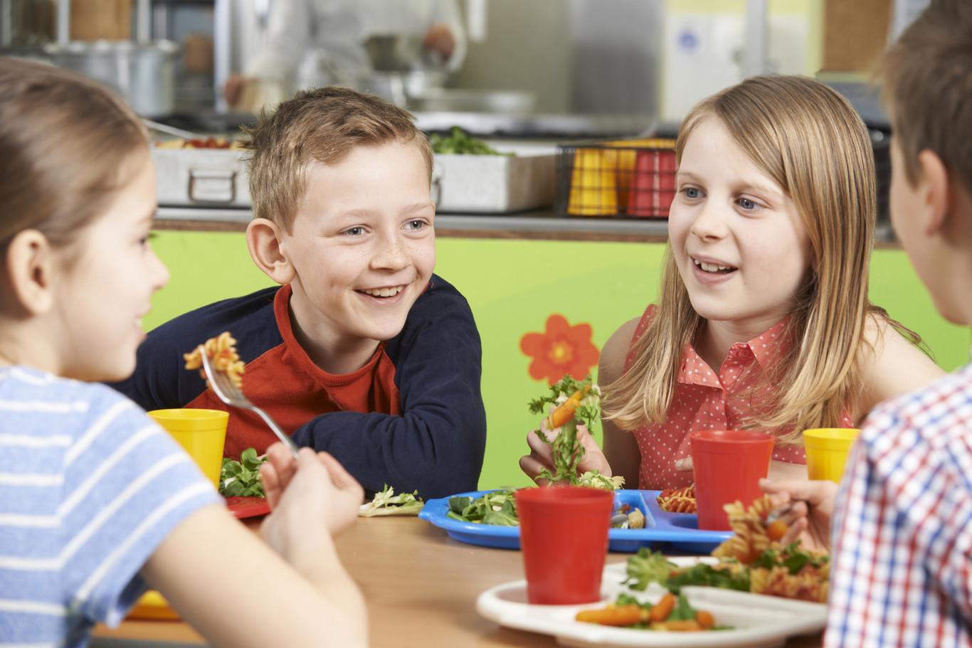 Qué debe contener el menú de nuestros hijos en la vuelta al cole