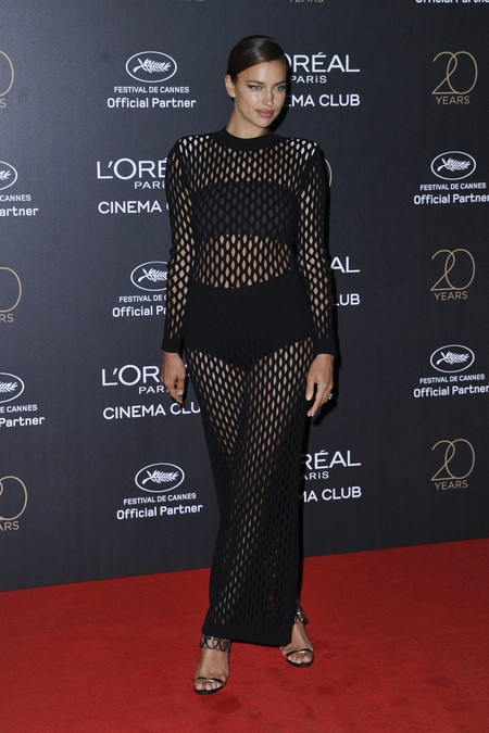 Fiesta Loreal Cannes 2