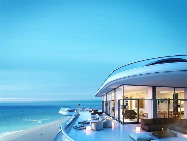 El impresionante penthouse más caro jamás vendido en Miami