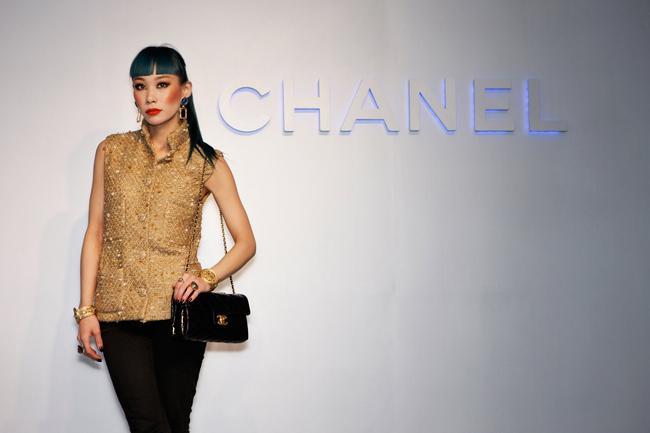 Foto de El desfile de Chanel: los invitados (26/32)