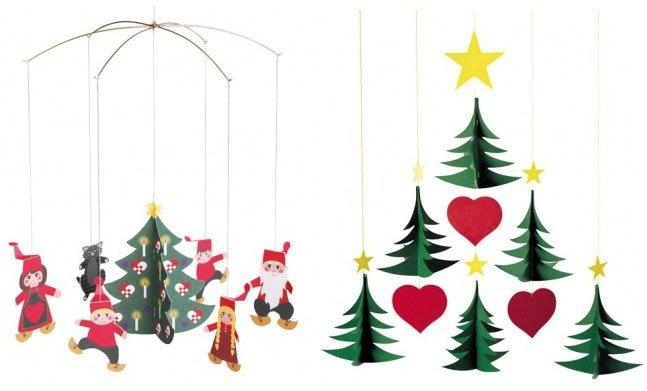 M viles con motivos navide os para decorar la habitaci n - Accesorios navidenos para decorar ...