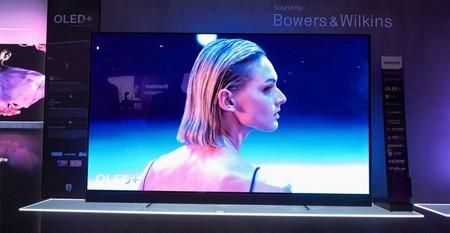 Philips OLED+ 903, primeras impresiones: sonido Bowers & Wilkins pero nada de 8K