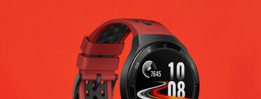 Una oferta al rojo vivo: el smartwatch deportivo Huawei Watch GT 2e Sport en rojo roza los 100 euros en Amazon, ¡precio mínimo!