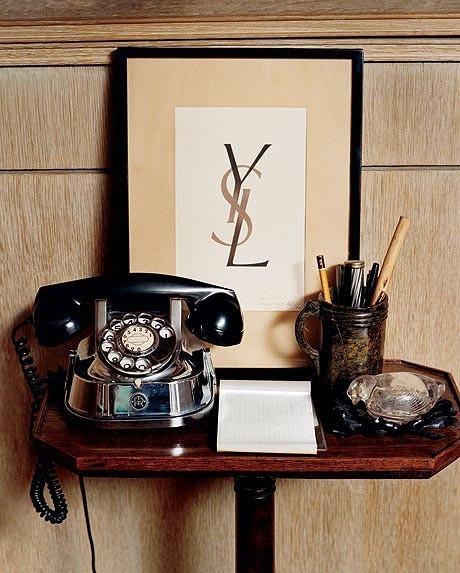 Foto de YSL: nos metemos en su casa (1/14)