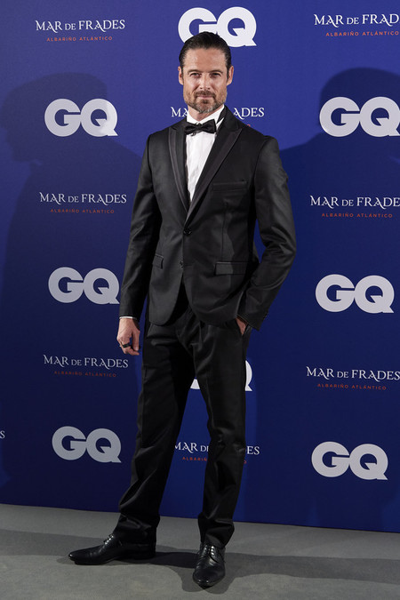 William Miller Gq Incontestables Awards 2019 In Madrid